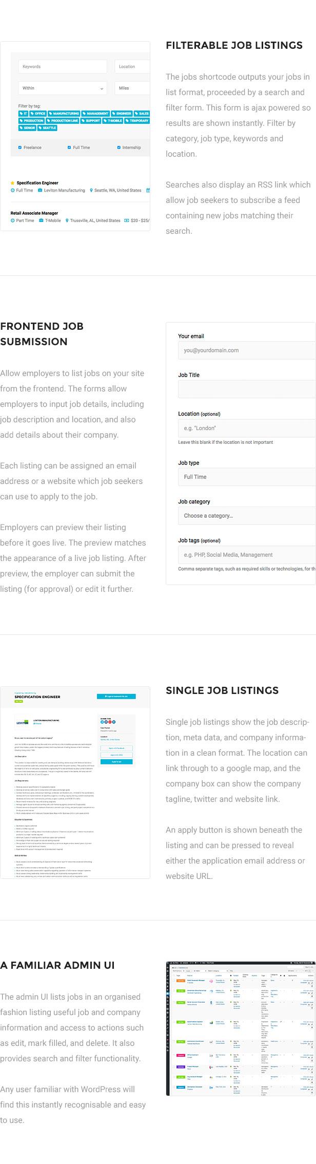 Jobseek Job Board WordPress Theme