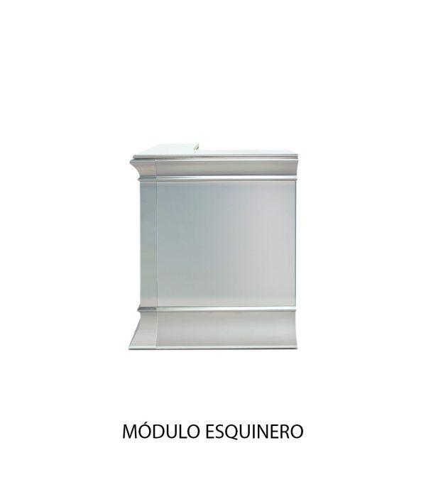 BARRA ENVY MODULO ESQUINERO 3