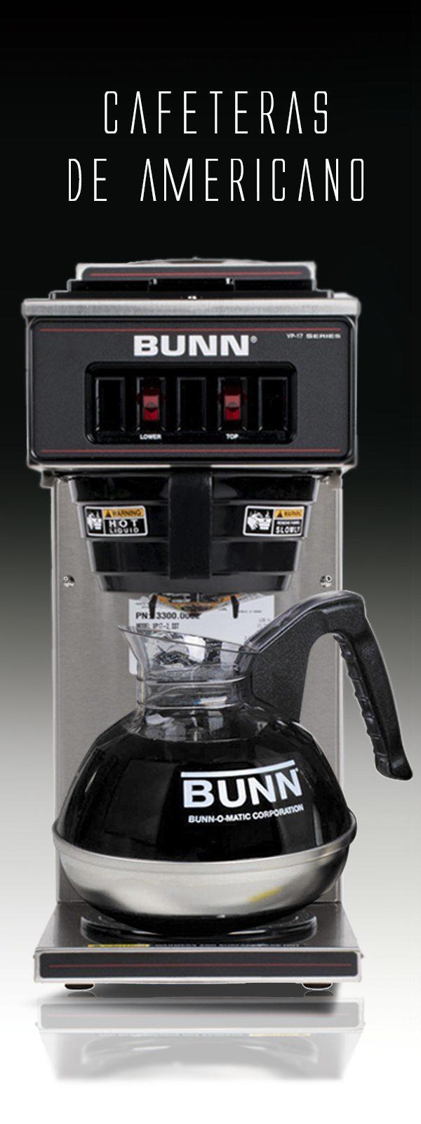 CAFETERAS DE AMERICANO 1
