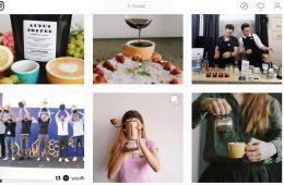 instagram Coffeedesk