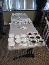 The cupping table