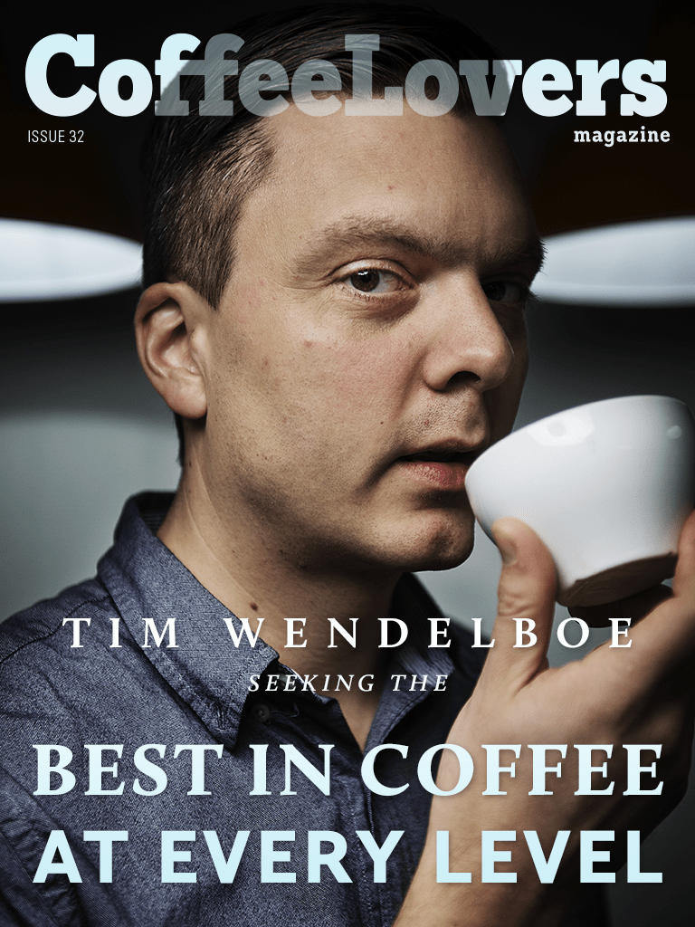 Issue 32 – Tim Wendelboe