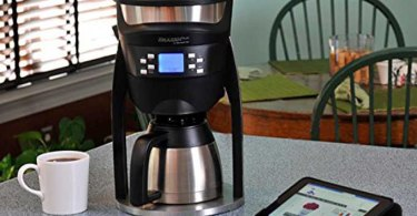 Behmor Brazen Plus Temperature Control Coffee Maker