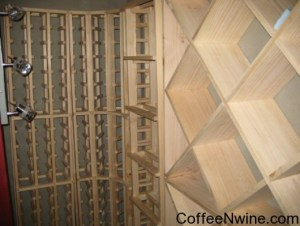 build a wine cellar (Build a new wine cellar)