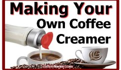 Making Your Own Coffee Creamer 3