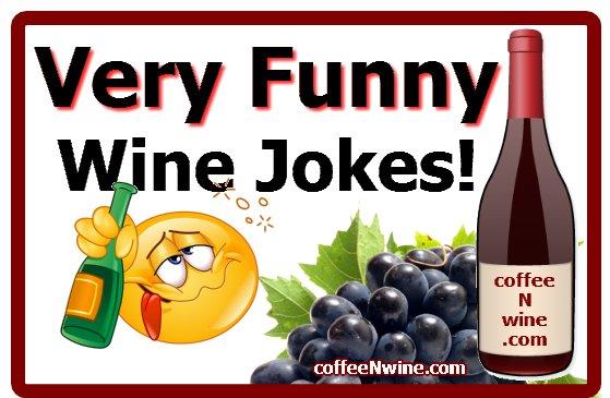 Very Funny Wine Jokes