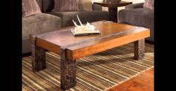 Rustic Style Coffee Tables Ideas