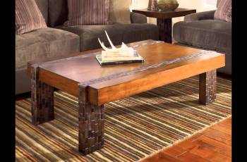Rustic Style Coffee Tables Ideas 2
