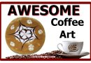Awesome Images of Coffee Art