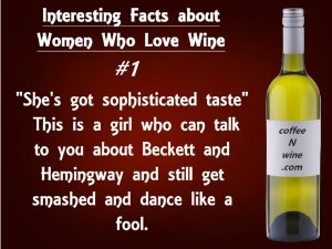 Interesting facts about women who love wine 1 (Interesting Facts about Women Who Love Wine)