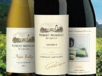 Top 5 Most Popular Wine Brands - Robert Mondavi