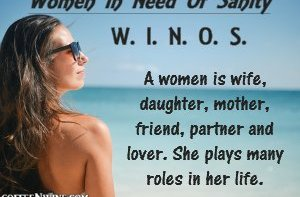 Women in Need Of Sanity Winos