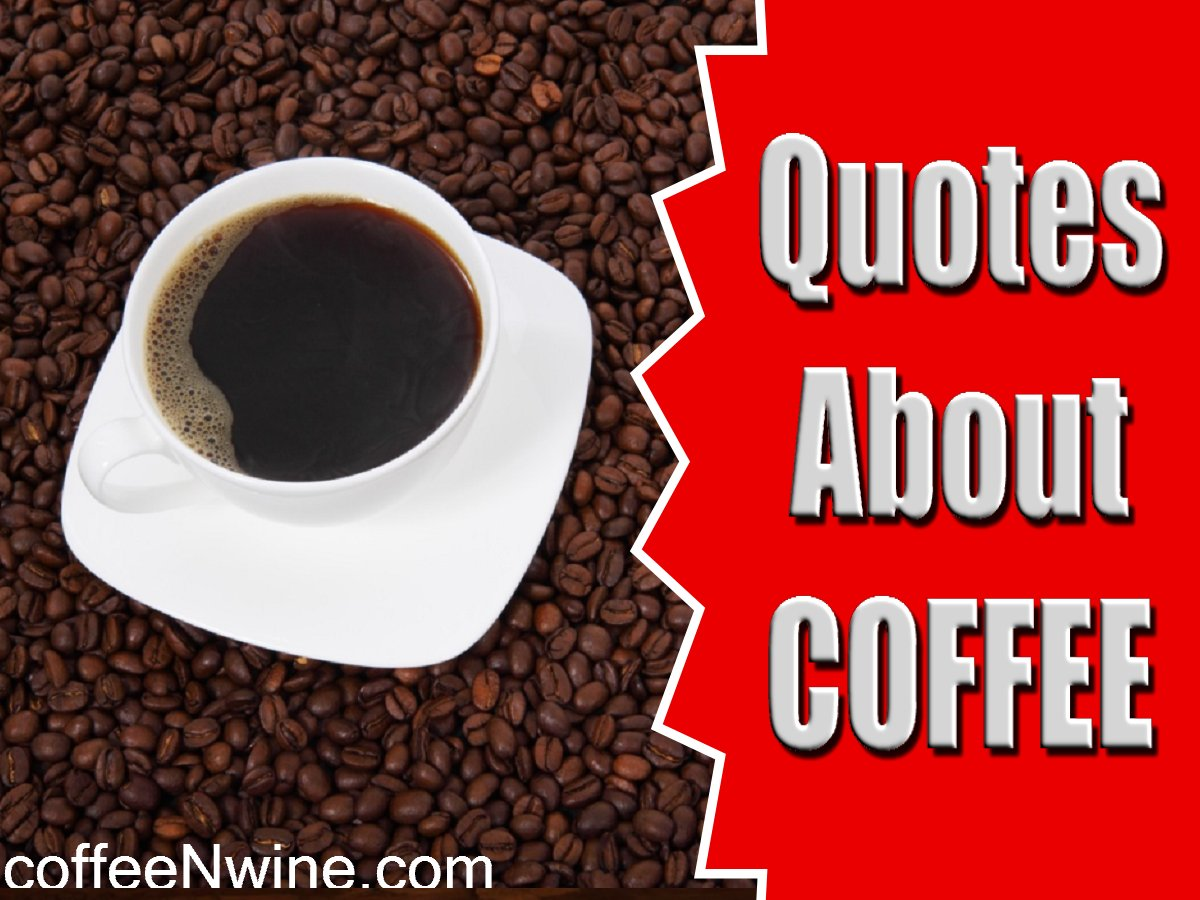quotes about coffee quotes about coffee from coffee lovers all over