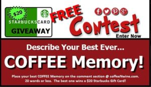 What is Your Best Ever Coffee Memory
