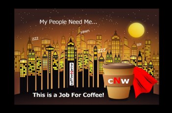 My People Need Me - This is a Job For Coffee