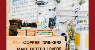 Coffee Drinkers Make Better Lovers