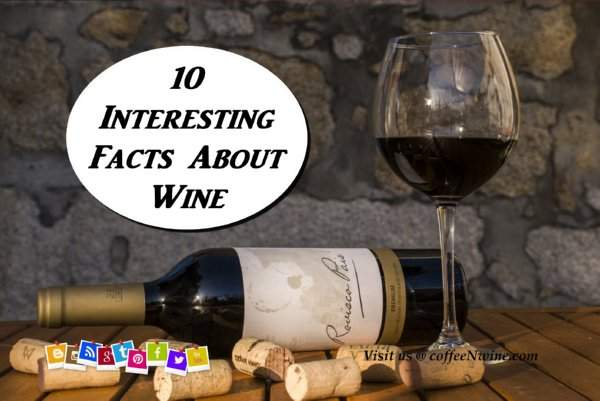 10 Interesting Facts About Wine - Fact About Wine - Wine Fact