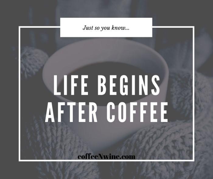Life Begins After Coffee Facebook Twitter Pinterest 3