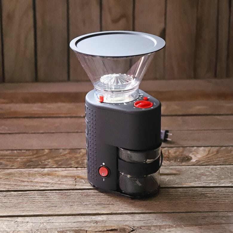 Bodum Bistro electric coffee grinder 1