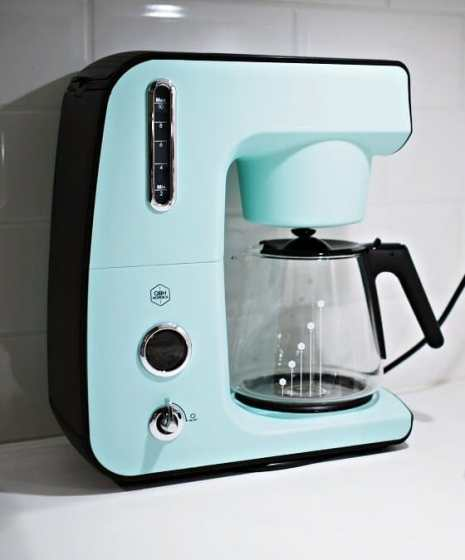OBH NORDICA LEGACY RETRO COFFEE MAKER
