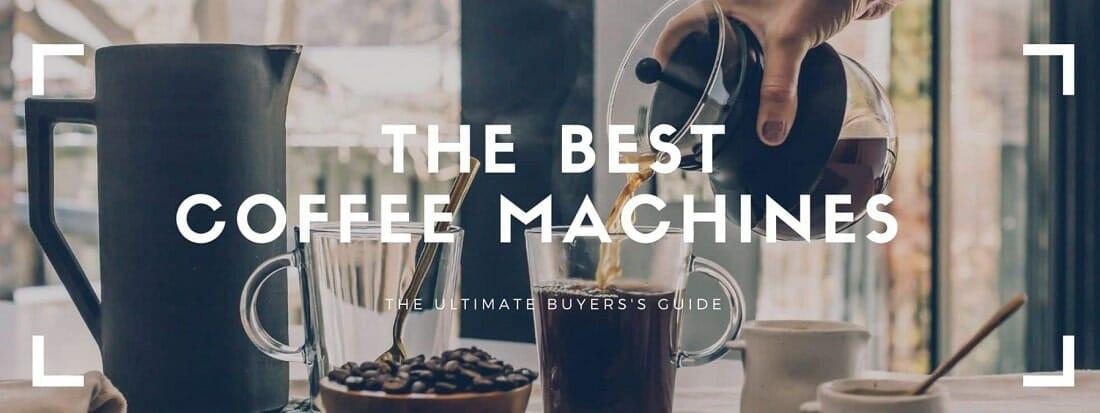 best coffee machine guide main