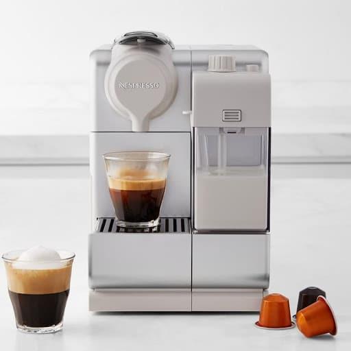 Nespresso Lattissima Touch 1