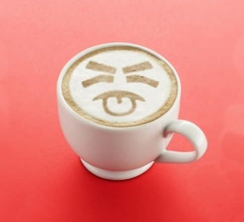 bad coffee