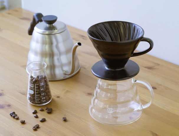 hario V60 coffee