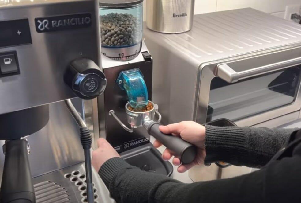 bambino coffee ground measures