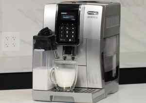 DeLonghi ECAM35075SI Dinamica with LatteCrema Fully Automatic Espresso Machine