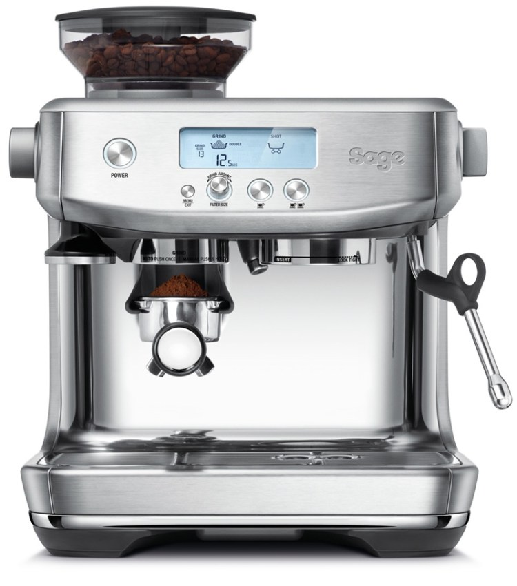 sage the barista-pro espresso machine review