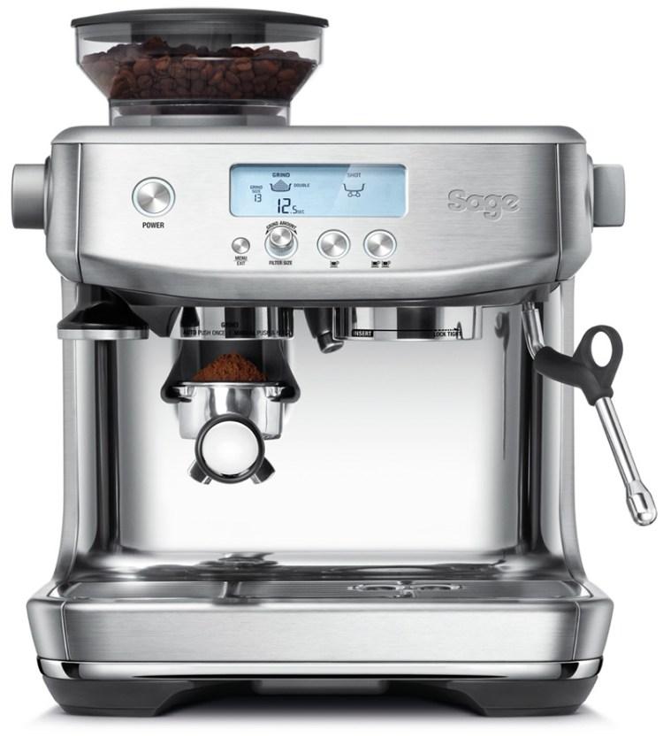 sage the barista-pro espresso machine review