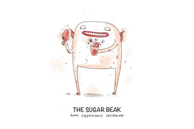 Sugar beak