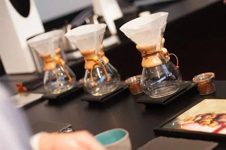 Kaffeemeisterschaft - Chemex