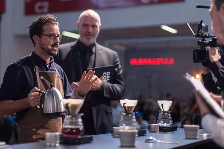 Kaffeemeisterschaft - Wissem Ben Rahim
