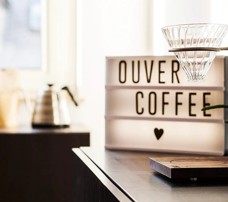 ouver coffee brewstation