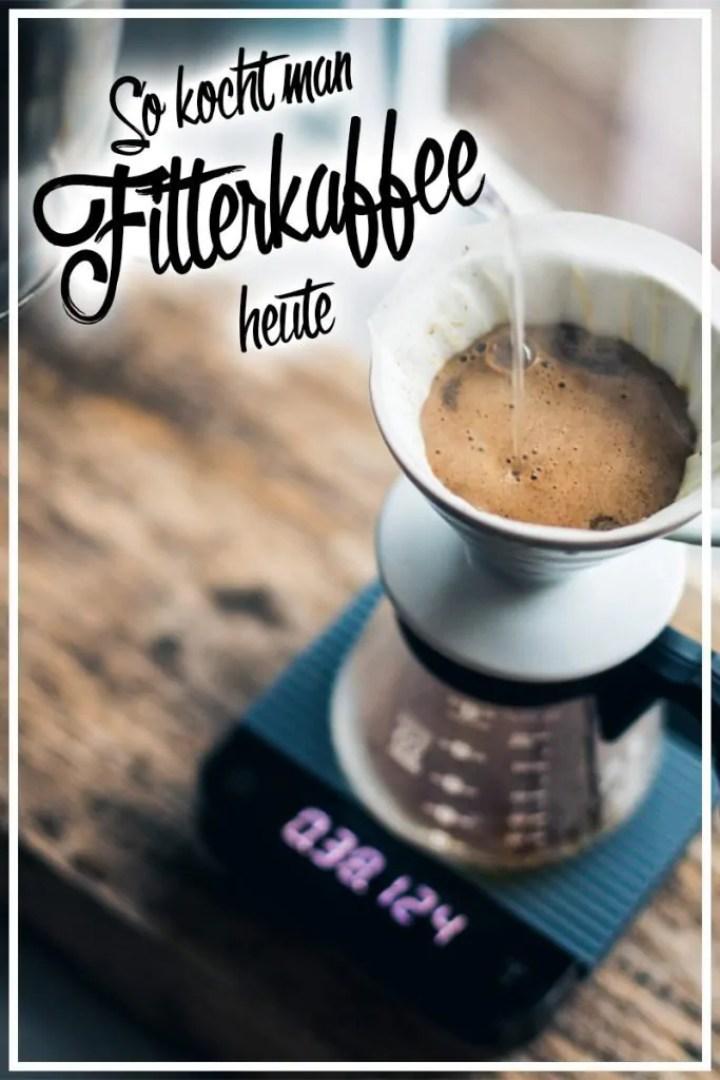 v60 Filterkaffee