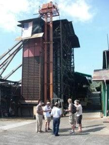 KPFC processing facilities