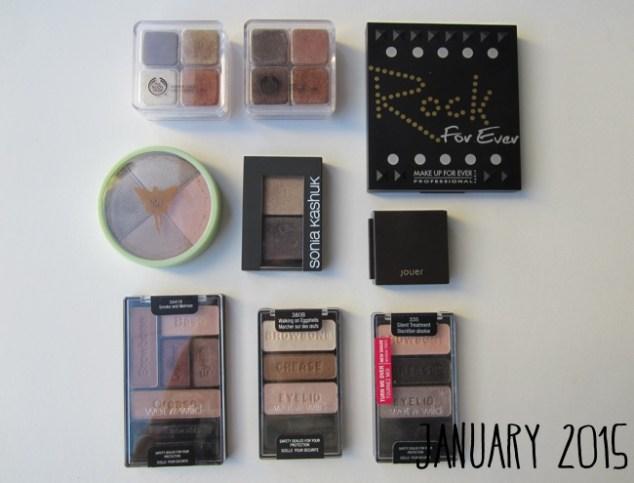 eyeshadow palettes small jan2015