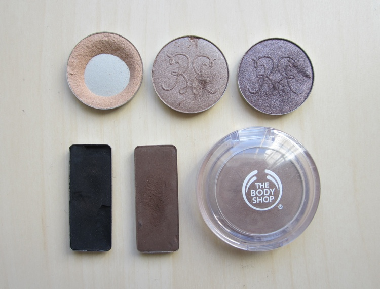 inventory london 2015 eyeshadow singles