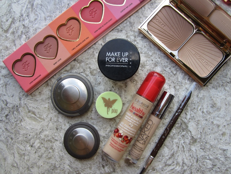 fotd deep end face products