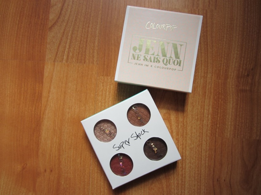 colourpop jenn ne sais quad