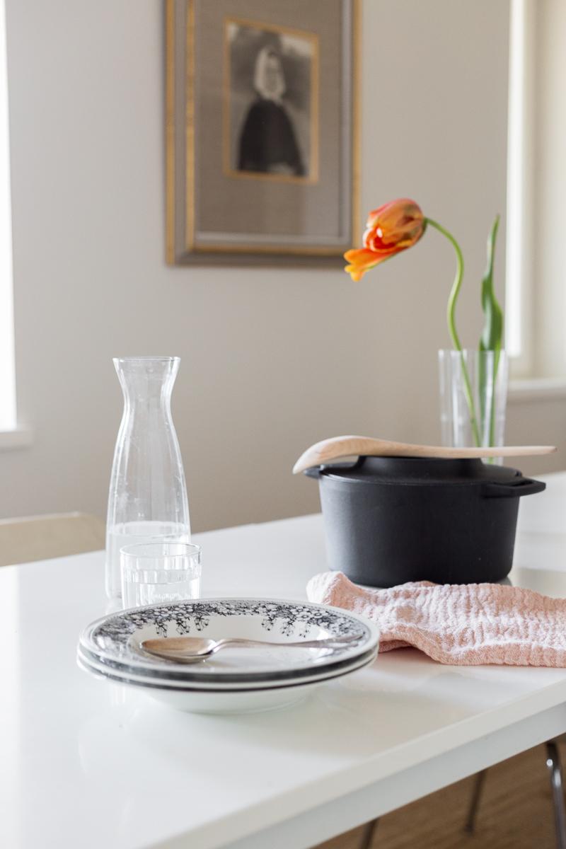 GoodLifeHack, enemmän kasviksia arkeen, Coffee Table Diary, Fiskars Norden, Iittala Raami