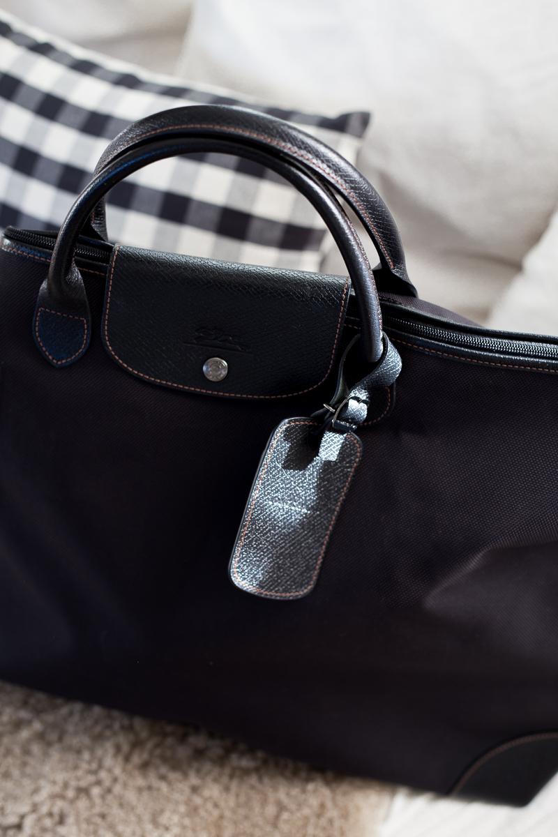 weekender laukku, Longchamp Boxford