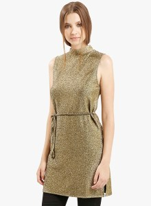 TOPSHOP-Metallic-High-Neck-Tunic-With-Belt-9824-8487951-1-pdp_slider_l