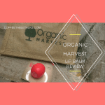 ORGANIC HARVEST LIP BALM REVIEW