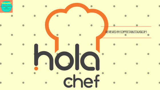 HOLACHEF REVIEW