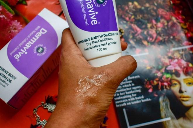 Dry skin Body Oil