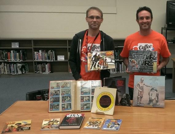 Tom & Dan at SW Reads