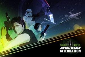 Celebration Anaheim Poster